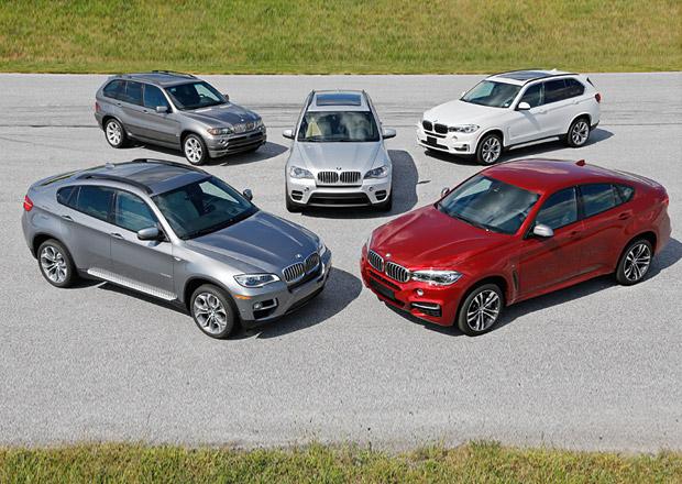 BMW X5: Mnichovskému SUV je už 15 let