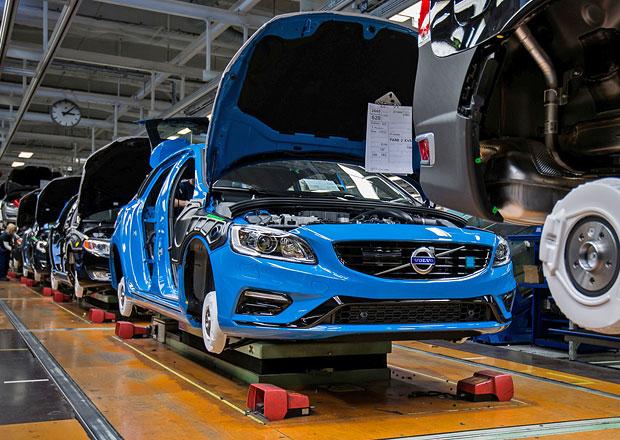 Volvo: Továrna Torslanda pojede na tři směny