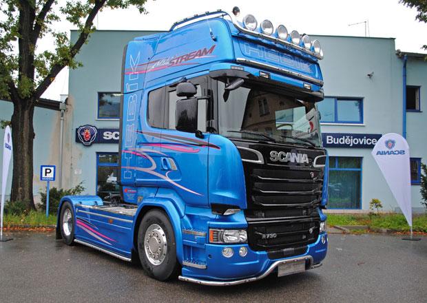 Scania Blue Stream v České republice