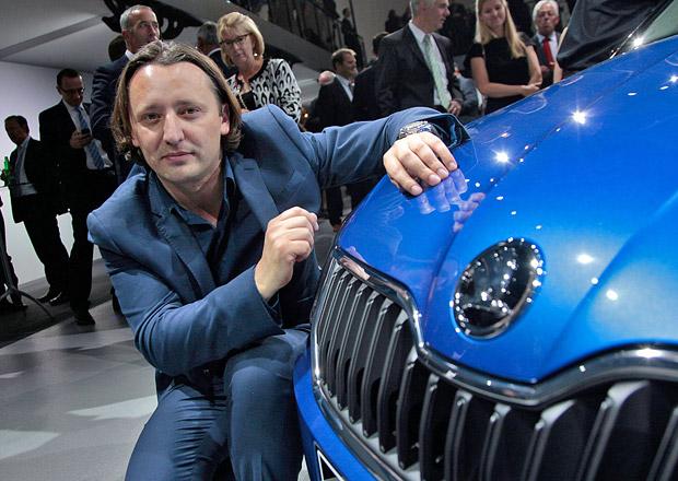Rozhovor s Jozefem Kabaněm: Škoda Fabia III měla připomínat S2000