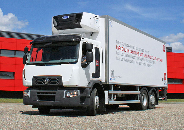Renault Trucks řady D Optifuel pro úsporu paliva