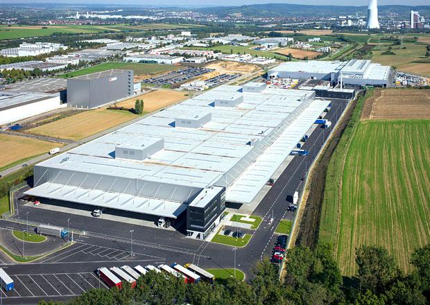 Audi rozšířilo továrnu Neckarsulm