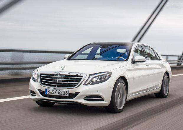 Mercedes-Benz S slaví 100.000 prodaných kusů za jediný rok