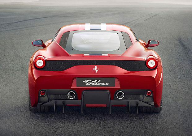 Ferrari: Chystá se 650k V8 Twin-Turbo pro nástupce 458 Italia