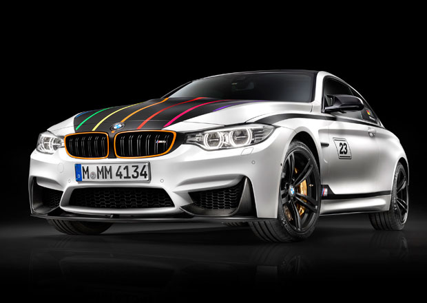BMW M4: Edice na oslavu vítězství v DTM