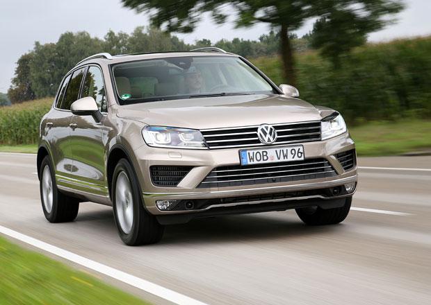 Volkswagen Touareg 2015: Na českém trhu od 1.043.900 Kč