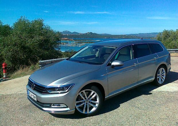 Právě testujeme: Volkswagen Passat B8