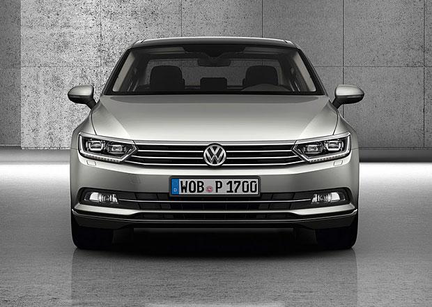 Volkswagen Passat B8 bude také jako CC a Alltrack