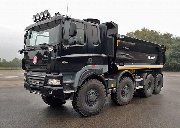 Tatra chce letos začít znovu dodávat automobily do Indie