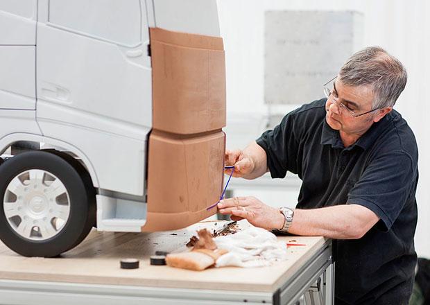 Volvo Trucks: Designér má vidět do budoucnosti (+video)