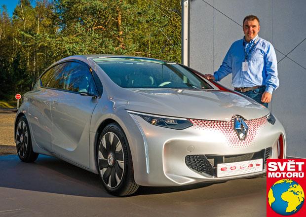 Renault Eolab: Jízdní dojmy