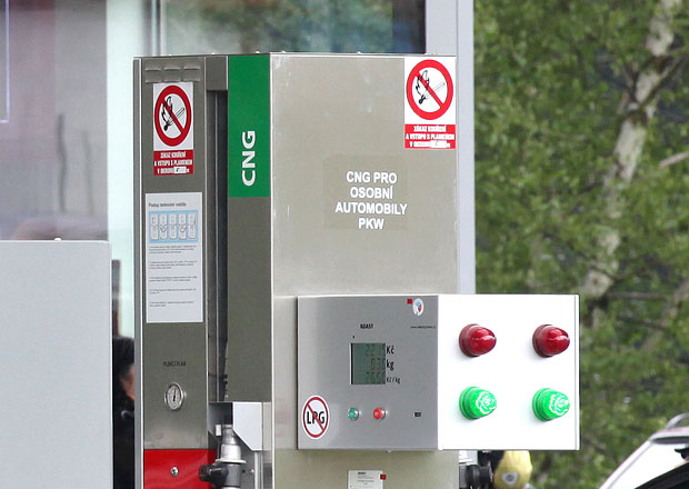 Počet stanic CNG v Česku se do tří let zdvojnásobí na 120