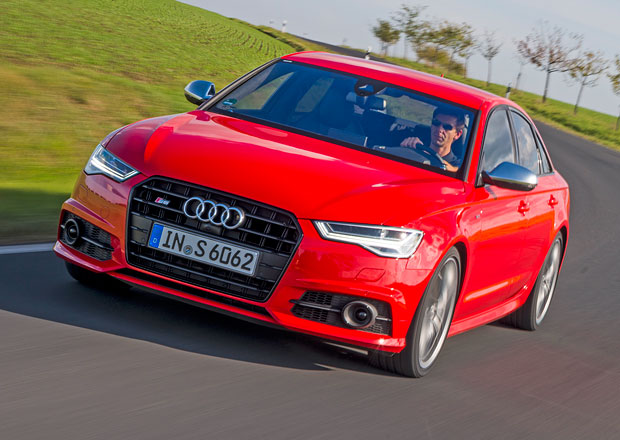 Audi A6 a S6: Prvn� j�zdn� dojmy