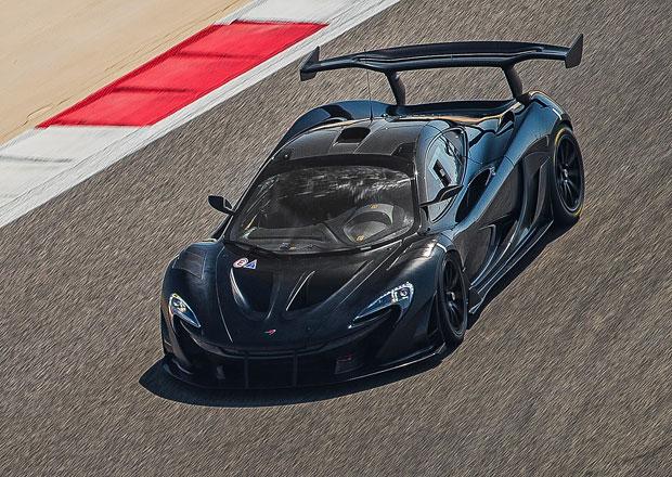 McLaren P1 GTR: Další detaily okruhového speciálu s 1.000 k