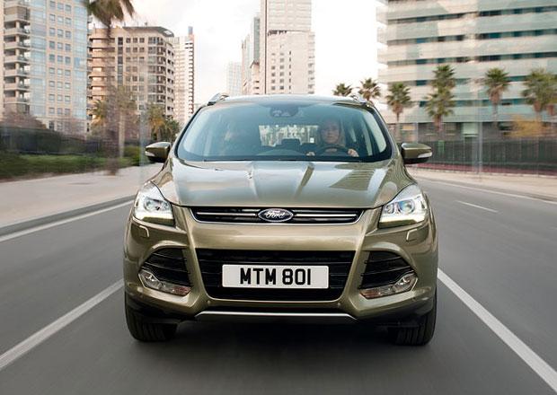 Ford Kuga: Nový 1.5 EcoBoost a posílené turbodiesely