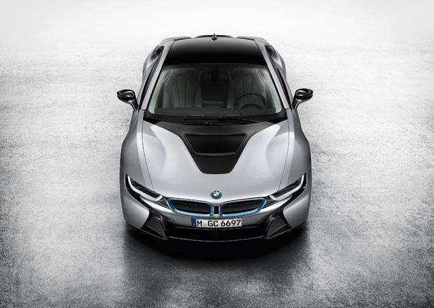 BMW i8S: Až 600 koní a stovka za 3,5s