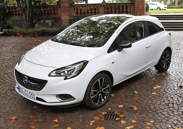 Opel Corsa E: První jízdní dojmy