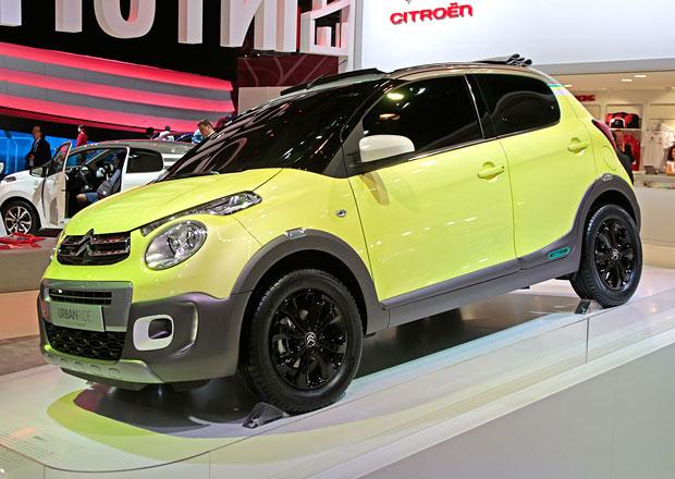 Citroën C1 Urban Ride: O výrobě se vážně uvažuje!