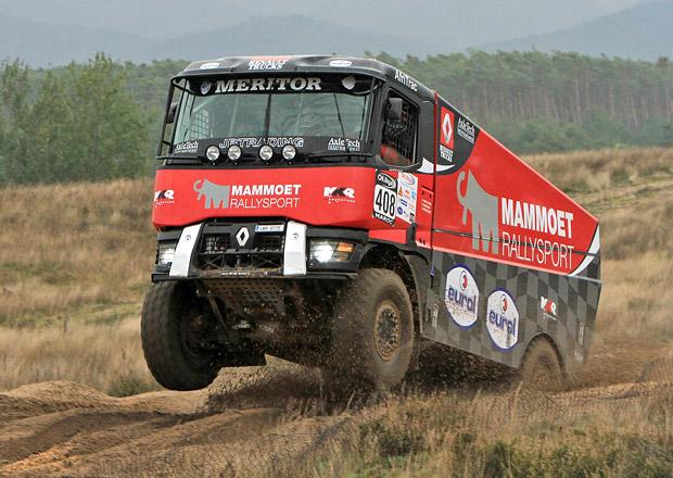 MKR Technology představuje alianci a speciály pro Dakar