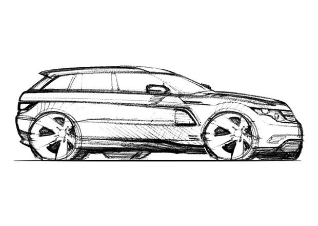 Land Rover zvažuje elektromobil, proti Tesle Model X