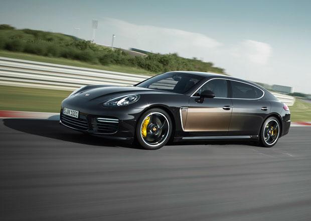 Porsche Panamera Turbo S Exclusive: 100 dvoubarevných speciálů