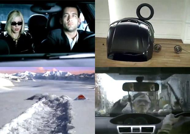Video: 7 nejlepších automobilových reklam podle renomovaného odborníka