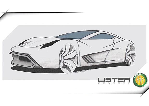 Lister Hypercar: Další britská značka ožívá