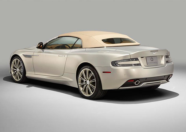 Aston Martin dostal výjimku z nových amerických bezpečnostních standardů
