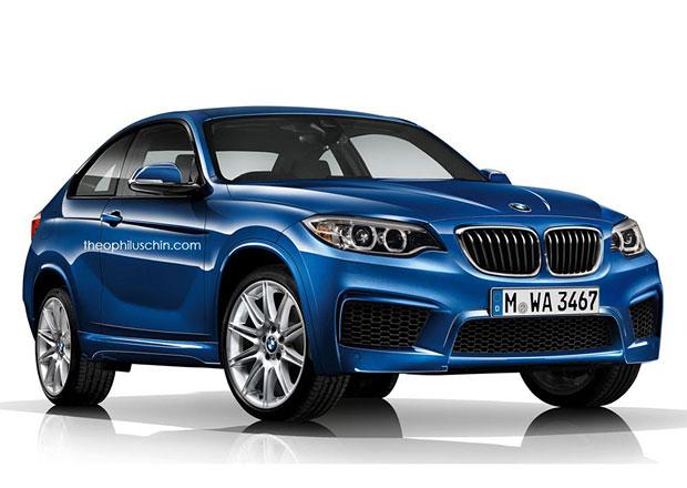 BMW si zaregistrovalo ozna�en� X2 Sport. O co p�jde?