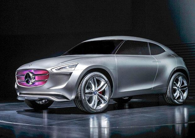 Mercedes-Benz G-Code: Malá vodíková hvězda