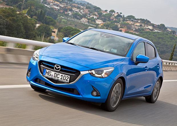Mazda 2: Kompletní technická data motorů pro Evropu