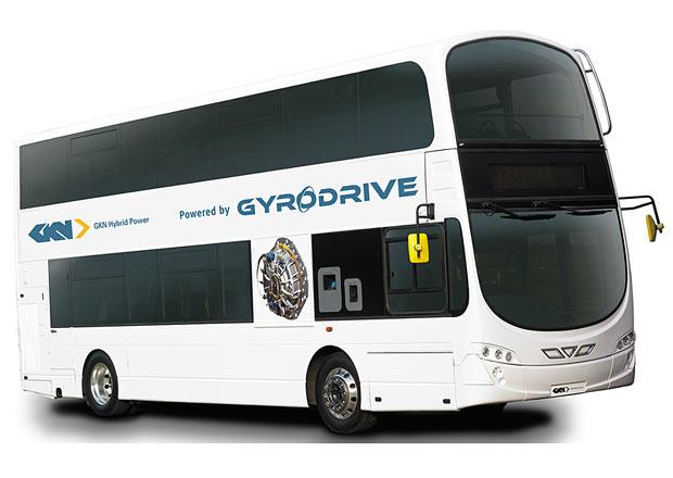 GKN představuje hybridní techniku pro autobusy (+video)