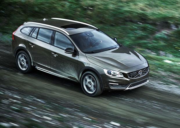 Volvo V60 Cross Country: Pohon všech kol a výkon až 250 koní