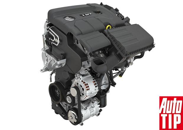 Technika: Motor 1.4 TDI znové rodiny EA288