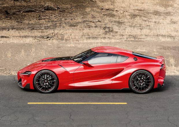 Nová Toyota Supra bude větší než sesterský nástupce BMW Z4