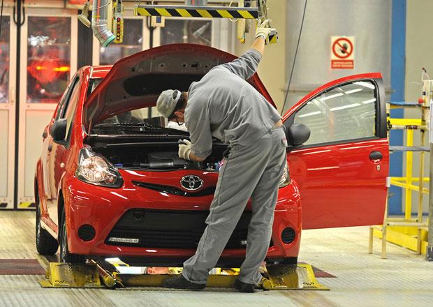 Automobilka TPCA připravuje na 24.května den otevřených dveří