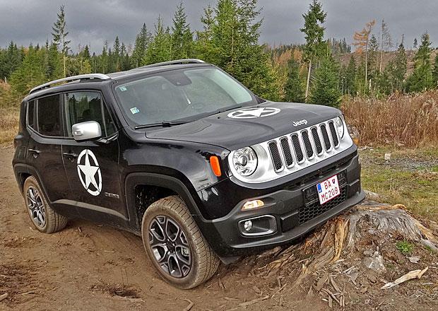 Jeep Renegade: Jízdní dojmy ze Slovenska