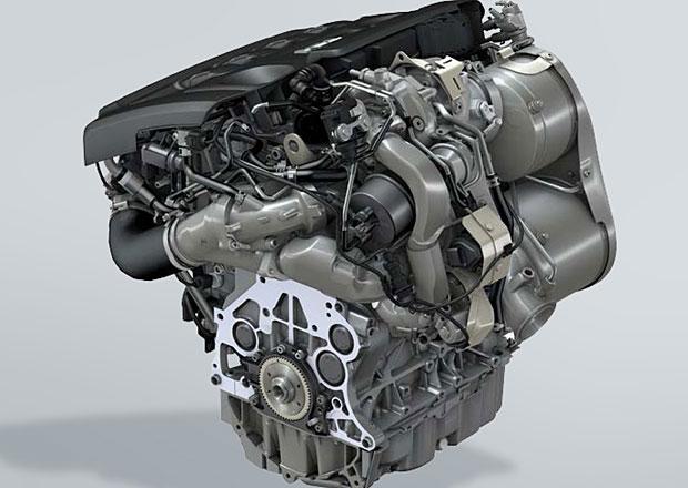 Volkswagen: Ještě výkonnější dieselový čtyřválec má 268 koní