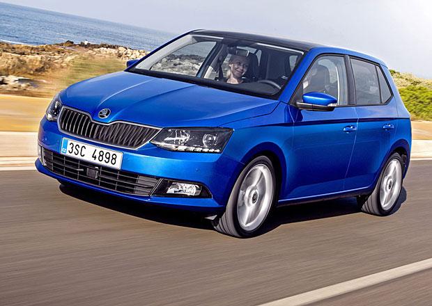 Škoda Fabia se již prodává, aktuálně je kdispozici asi 400 vozů