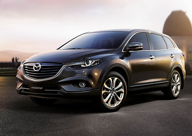 Mazda CX-9: �estiv�lcov� SUV dorazilo do �eska, stoj� 999.900 K�