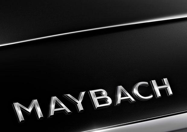 Mercedes-Benz oznámil změny označení modelů apoodhalil Maybach