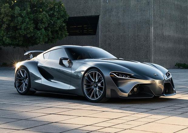 Nová Supra bude dražší než Chevrolet Corvette