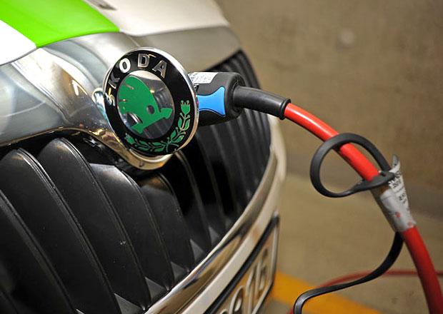 Škoda připravuje půdu pro výrobu hybridů, vyjet by měly za dva roky