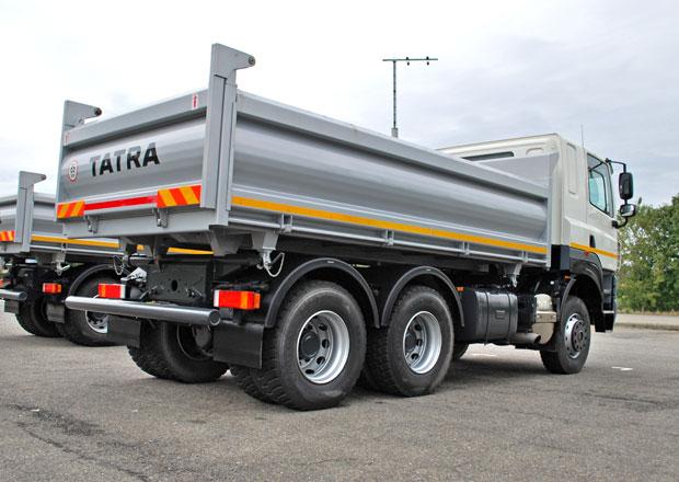 Tatra bude investovat půl miliardy Kč a chce proniknout do Číny