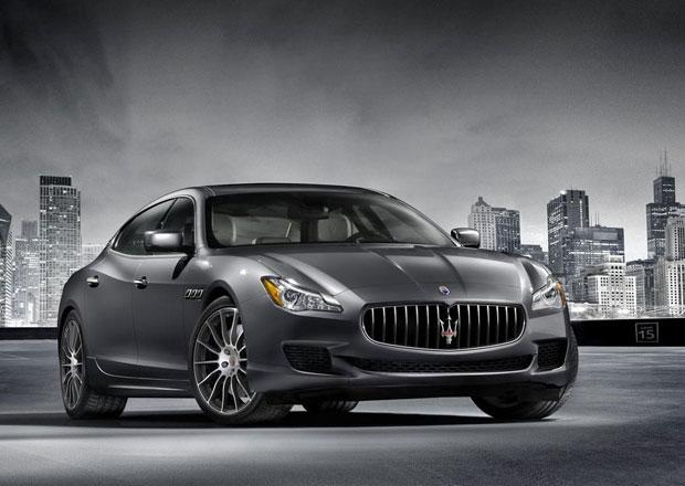 Maserati Quattroporte GTS: Do Los Angeles s decentním vylepšením