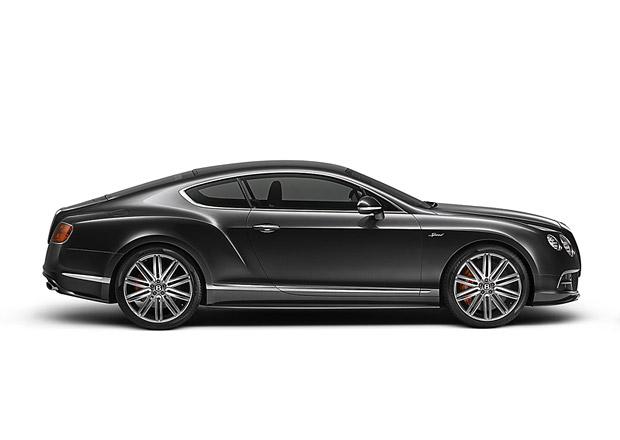 Příští Bentley Continental GT vyjede na platformě Panamery a výrazně zhubne