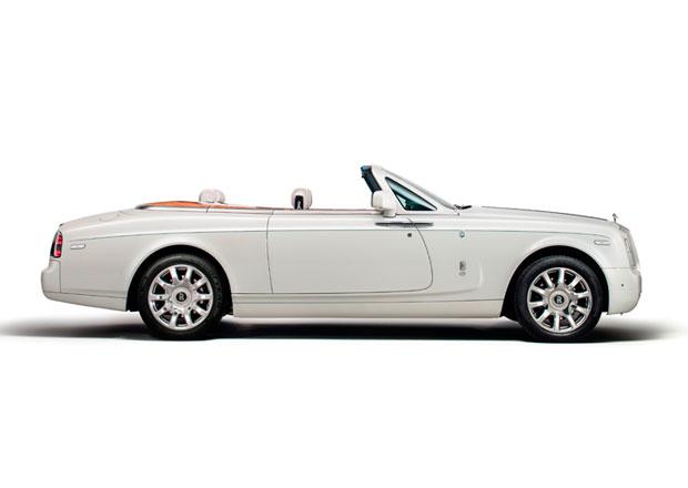 Rolls-Royce Maharaja Phantom Drophead Coupe: Indický aristokrat pro Dubaj