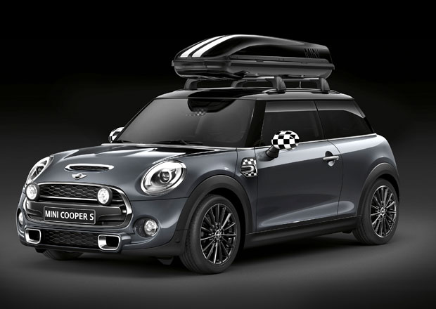 Mini: Vyšší výkon a sportovní vzhled s novými sadami JCW