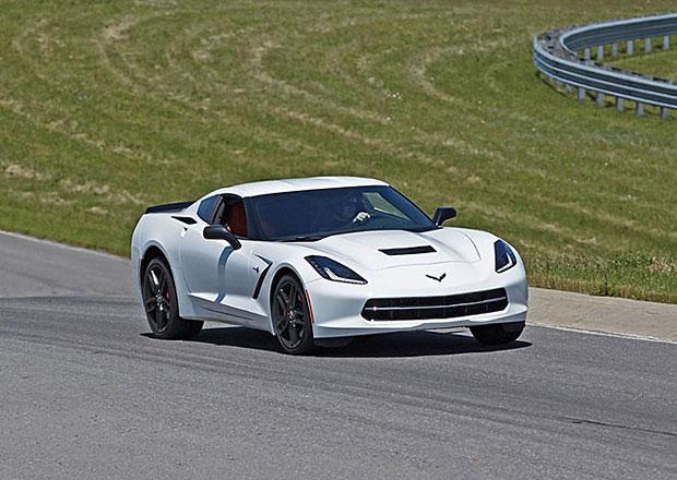 Corvette se nesmí prodávat v Koreji, je příliš hlučné