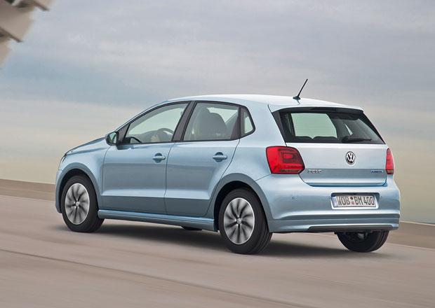 Volkswagen Polo BlueMotion: Úsporná verze s tříválcem 1.0 TSI